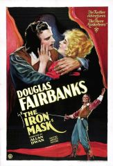 The Iron Mask 1929 DVD - Belle Bennett / Marguerite De La Motte